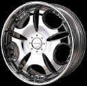Lowenhart LD1 Chrome 19 inch wheels