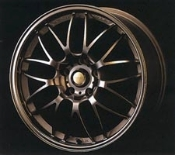 Volk Racing SE37A Bronze wheel
