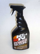 K&N power kleen air filter cleaner