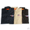 Mikuni Shirt - Short Sleeve, Button Down, Embroidered Logo