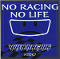 Rays Engineering Official Motor Sports Gear Limited Edition Sticker - Volk Racing Original