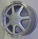 Fittipaldi Indy wheel