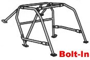 RX-7 1979-1985 Autopower 6 point bolt in roll cage