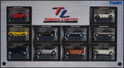 Tomica Limited Edition Fairlady Z 10 Car Collectors set.