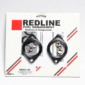 Redline Weber 40/42/45mm DCOE Carburetor soft mount kit.