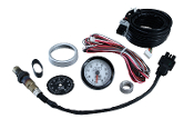AEM Wideband Air/Fuel Gauge Controller in One. 52mm Analog Face 30-5130 on Sale at Upgrade Motoring!