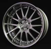 Volk Racing GT-M 19x10.5 5x114.3 +11 Titanium Gun Metal - Single. Two piece wheel. Forged outer, cast center. Made by Rays Engineering. Made in Japan. Discontinued model,