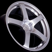 Yokohama Kreutzer Series Vi 19x9.5 5x120 +20 Platinum Silver. wheels on Sale at Upgrade Motoring!