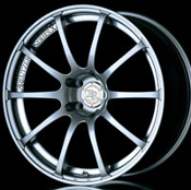 Yokohama Kreutzer Series Xi 19x9.5 5x120 +20 Shine Silver. wheels on sale at Upgrade Motoring!