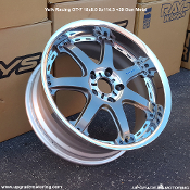 Volk Racing GT-7 18x8.0 5x114.3 +39 Gun Metal wheel on Sale at Upgrade Motoring!