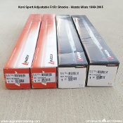 Koni Sport Front and Rear Shocks for Miata 99-05 MX-5 8041-1251SP and 8041-1252SP on Sale at Upgrade Motoring!