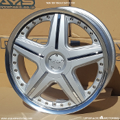 Volk SS 18x8.0 5x112 +33 CR Wheel New Single. Made by Rays Engineering. Made in Japan. Discontinued. Rare!
