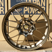 Volk Racing SE37A 18x7.5 5x100 +35 Bronze. Discontinued - limited to stock on hand. Forged one piece wheel. Single wheel. Center Cap is Not Included.