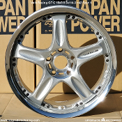 Volk Racing GT-C 18x9.0 5x114.3 +42 Face 1 Silver Wheel on Sale at Upgrade Motoring!