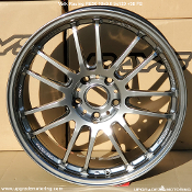 Volk Racing RE30 19x9.0 5x120 75 +38 Formula Silver On Sale at Upgrade Motoring!