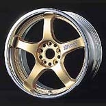 Gram Lights 57Pro wheels