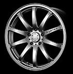 G-Games 77S 17x7.0 5x114.3 +42 Premium Silver wheels on Sale at Upgrade Motoring.com!