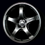 G-Games 99B 19x8.5 5x112 +35 Shinning Silver Wheels by Rays Engineering on Sale at Upgrade Motoring!