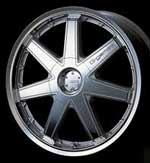 G-Games 77F Vaio 18x7.5 4x100/5x100 +50 MC Blemished wheels on Sale at Upgrade Motoring.com!