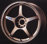 Gram Lights 57F 18x8.5 5x114.3 +30 Bronze wheel on Sale at Upgrade Motoring!