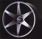 Versus Campionato SS6 18x8.5 5x114.3 +35* Gun Metal. Single wheel. No center cap. Only One wheel available. Made by Rays Engineering. Made in Japan.